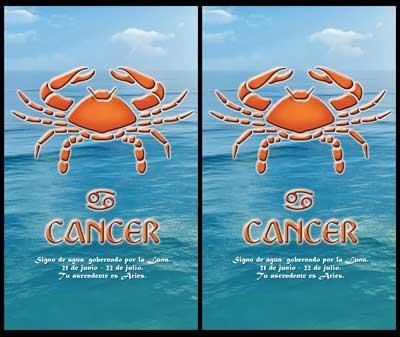 Cancer_cancer:-When Cancer man and Cancer woman fall in love they find it very pleasing and comfortable. They both will be helpful to each other and will have better understanding of each other. They both are kind and gentle in nature...
