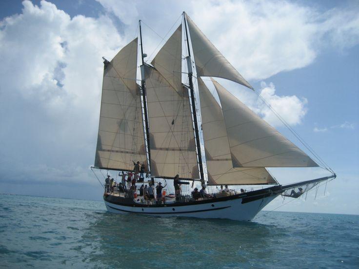 3369 best images about sch ne segelschiffe on pinterest for 68 garden design gaff rigged schooner