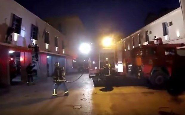 Μετά την Αστυνομία και η πυροσβεστική κάνει Mannequin Challenge!