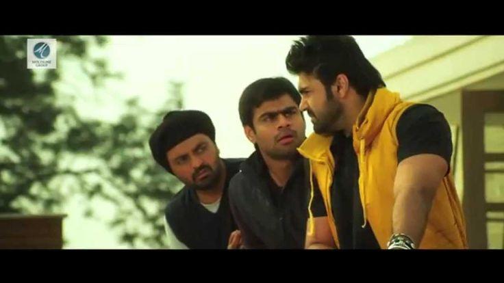 Naughty Jatts   Official Trailer   Arya Babbar,Neeru Bajwa,Roshan Prince...