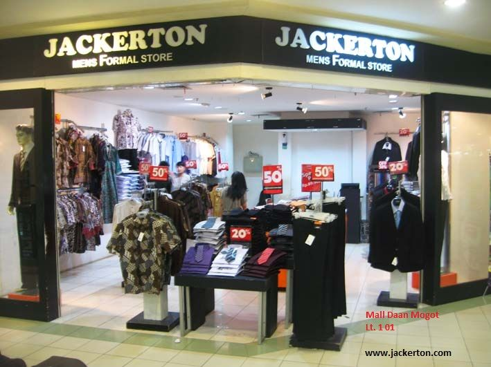 Showroom Jackerton Mall Daan Mogot.  Jl. Daan Mogot Km. 16 Kalideres West Jakarta 11840