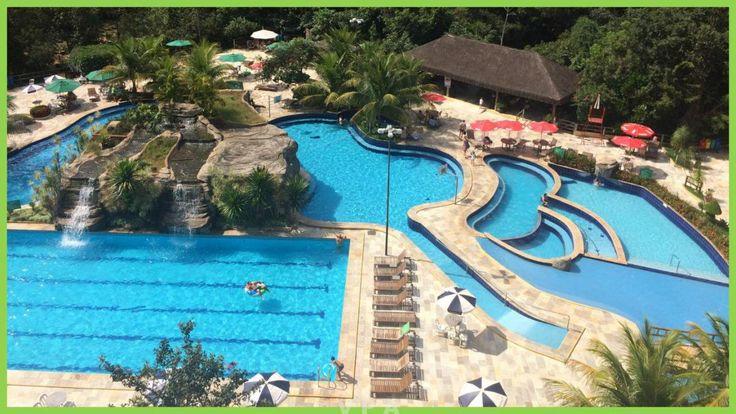 Ecologic Ville Resort em Caldas Novas