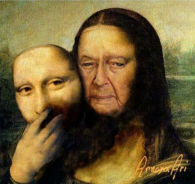 La Gioconda, Mona Lisa