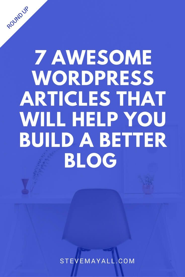 I'm sure you'll agree with me when I say… WordPress is a powerful platform. Allowing you to build any website, blog, landing page or sales funnel. Thing is, technology is just technology – it's how you use it that matters. Which is why I've put together this round up of my most popular WordPress articles? To help you get started, scale and grow your WordPress blog. #wordpress #wordpresstips #wordpressarticles #wordpresstutorials #wordpressthemes #wordpressplugins