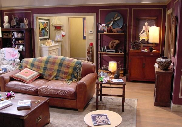 living room tv set 25 things you didn t about the sets on quot friends quot to 16510