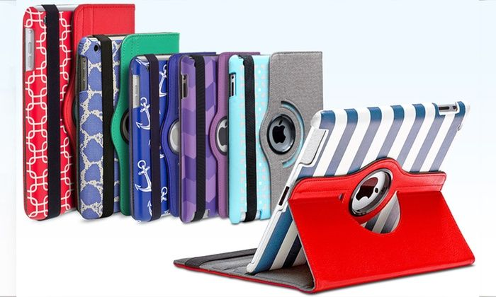 Aduro Rotating-Stand Case for iPad 2/3/4, iPad Air, or iPad Mini: Aduro Rotating-Stand Case for iPad 2/3/4, iPad Air 1/2, iPad Mini, and iPad Pro