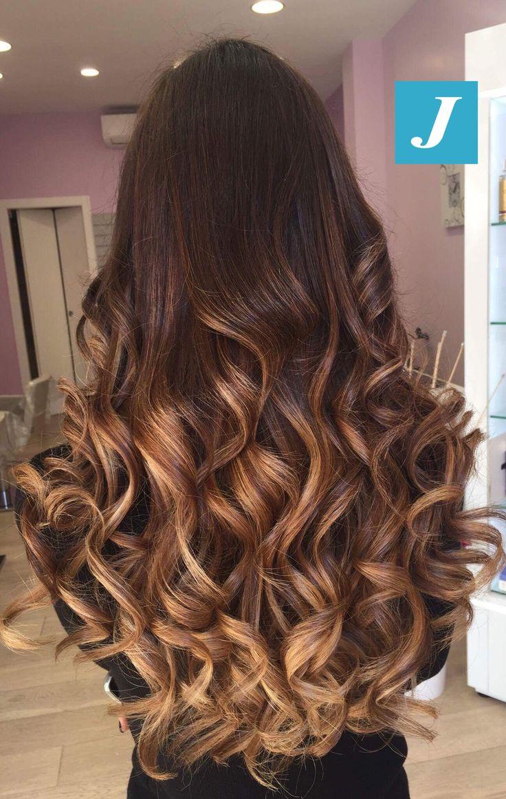 Your Winter Degradé Joelle! #cdj #degradejoelle #tagliopuntearia #degradé #igers #musthave #hair #hairstyle #haircolour #longhair #ootd #hairfashion #madeinitaly #wellastudionyc