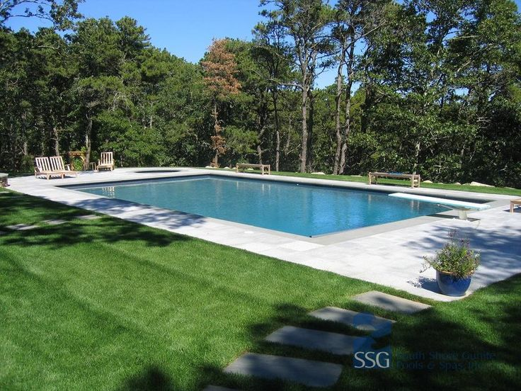 7 best In ground pools images on Pinterest   Plunge pool, Swimming ...
