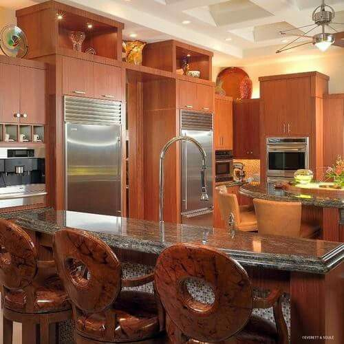 Kitchen Granite Color Combinations: Kitchen Ideas, Kitchen Remodeling And Granite Counters