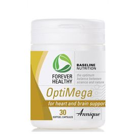 OptiMega 30 Softgel capsule For heart and brain support.OptiMega contains omega 3 and 6 essential fatty acids (EFAs) to support the two critical organs in the body, the heart and the brain. Apart from this, EFAs have many more health promoting benefits. http://www.anniquedayspa.co.za/eb_product/optimega-30-softgel-capsule/