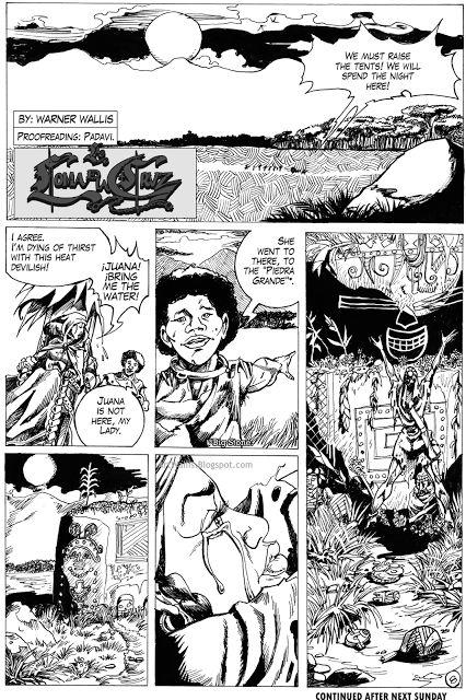 Page 8 Of La Loma de la Cruz