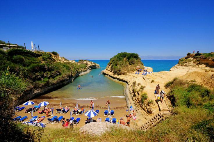 summer in Corfu Greece!