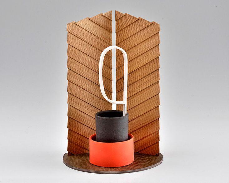Porcelain+Stoneware+Wood #6 Samuel Accoceberrry