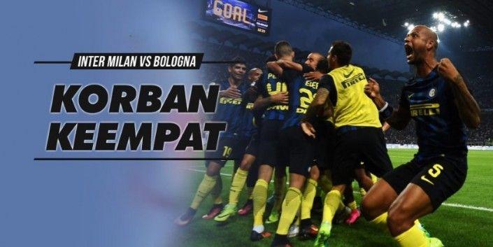 Prediksi Inter Milan vs Bologna Liga Italia