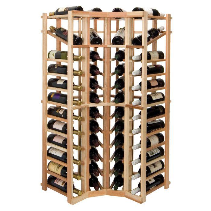 Gascogne Corner Wine Rack