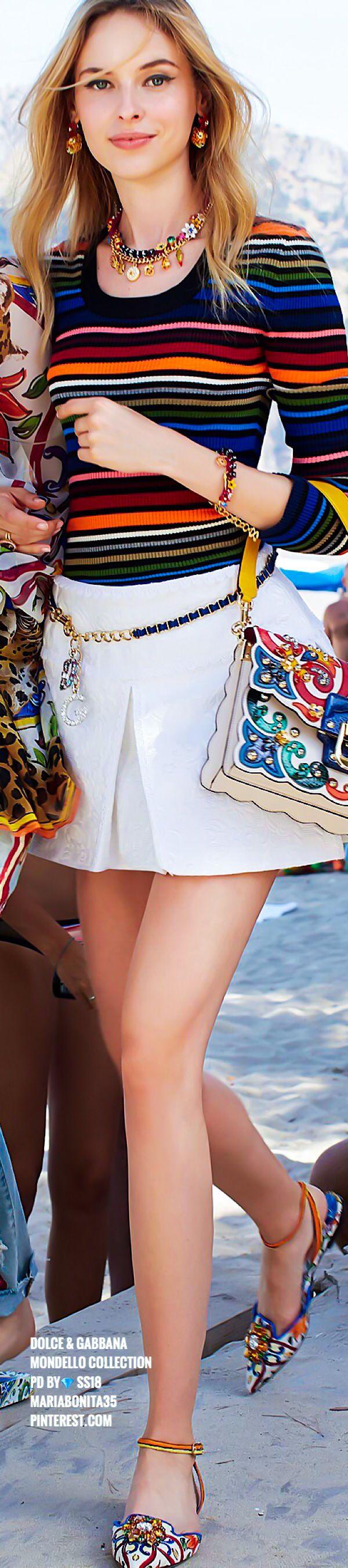 #Farbberatung #Stilberatung #Farbenreich mit www.farben-reich.com Dolce & Gabbana