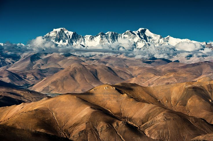 Tibetan Texture by Coolbiere. A.