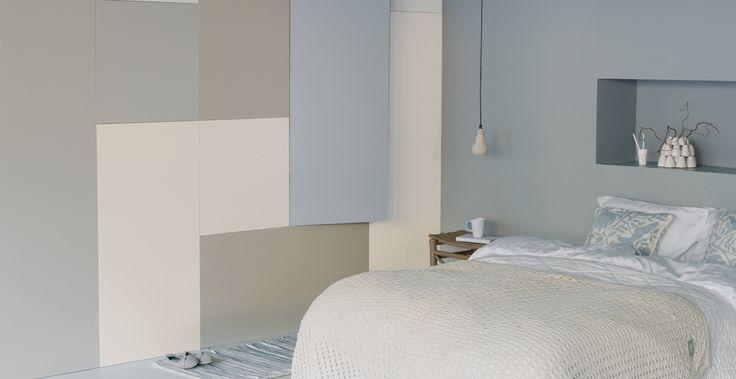 LINBLÅ 5249 Farge Interiør | Jorunn soverominspirasjon
