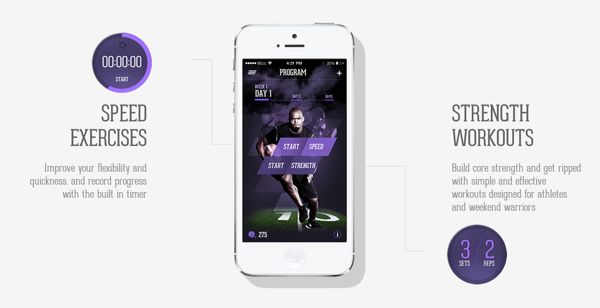 Adrian Peterson - Driven Apps on App Design Served