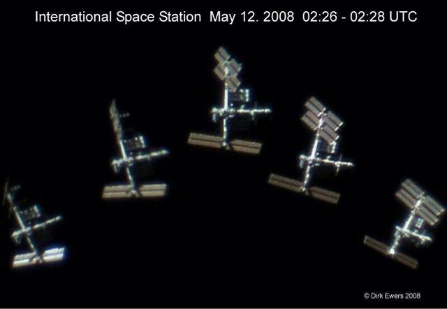 Stesen ISS intip di ruang angkasa malaysia