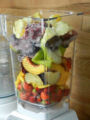 Learn how to create your own nutritious, delicious smoothies / whole ...