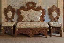 mobili in miniatura antichi -salotto per ingresso