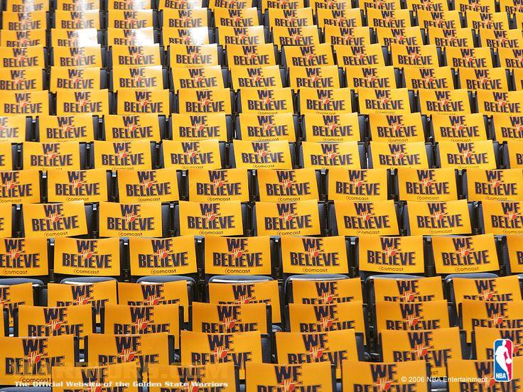 We Believe 2007 NBA Playoffs