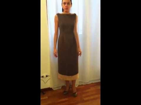 50's style Unique Dress by iconecouture - Patacu £65