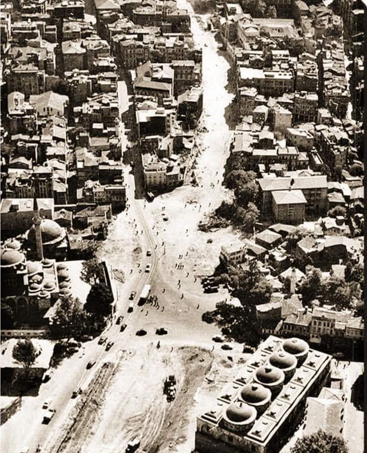 1958, Tophane