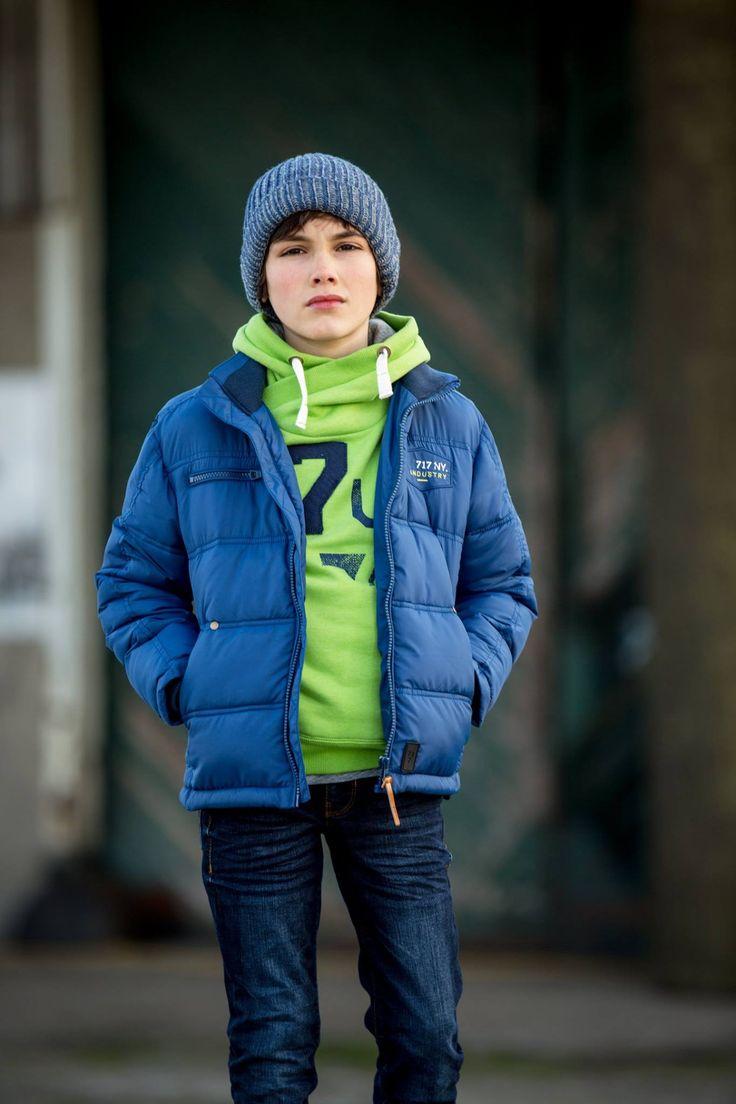 kids collection SevenOneSeven Wellens men