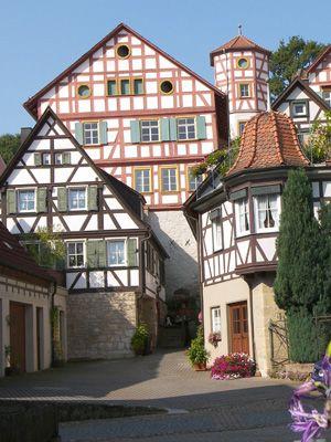 Romantische Straße: Herrlich verwinkelt: Creglingen - Wohnen & Garten