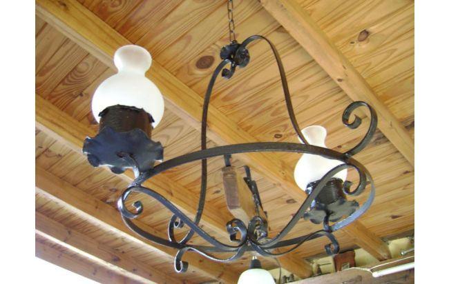 Decoración Estilo Campo para tu casa en http://www.alamaula.com/q/muebles+rusticos/S9G1F1 #Decoración #Hogar #Country #Campo #Tendencias #Iluminacion