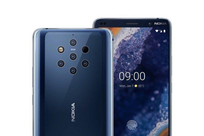 Nokia 9 1 Pureview Soll Fehler Des Vorgangers Beseitigen Smartphone Elektronik