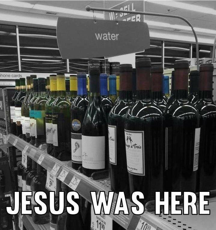 God has a good sense of humor