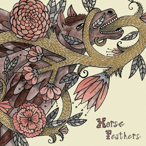 Album review: Words Are Dead by Horse Feathers | Escape Into Life