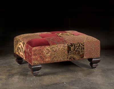 Paul Robert Furniture 26 11 NICK Ottoman