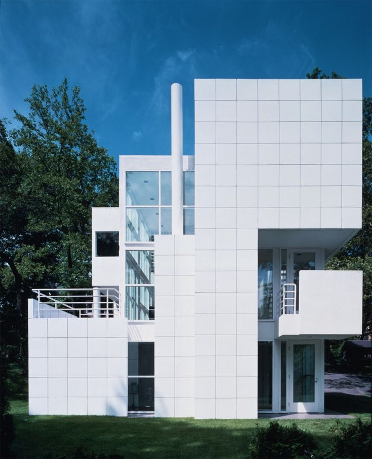 Giovannitti House – Richard Meier & Partners Architects
