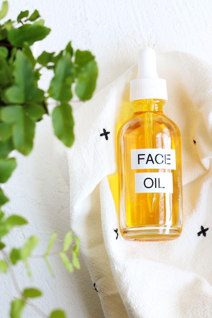DIY Face Oil