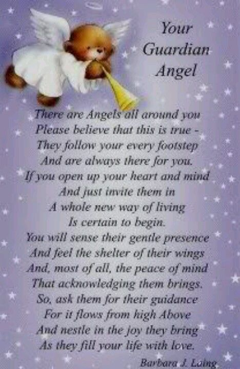 Your Guardian Angel                                                       …
