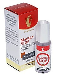 Mavalastop - my 3 year old stopped sucking her thumb in less than a week!!  Very bitter tasting (I tried it).  One application lasts 2 days.  Ordered on Amazon