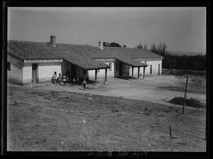 1932 la casa del Batán, Casa de Campo.