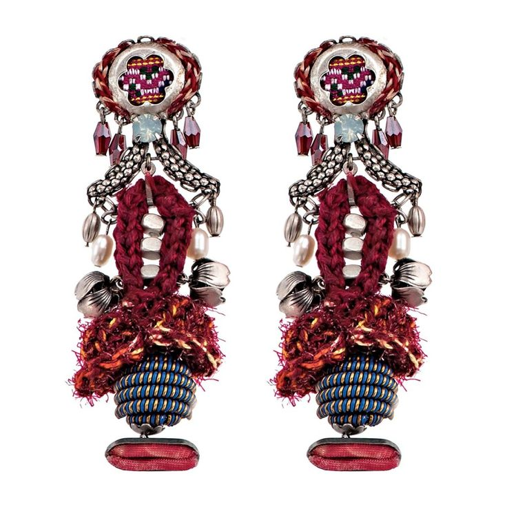 Ayala Bar earrings | AIBIJOUX | fashion jewelry #AyalaBar #AIBIJOUX #gioiellidautore #fashionjewelry #bohostyle #bijoux