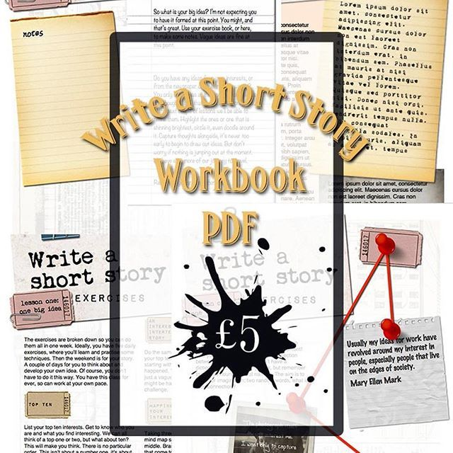 Reposting @darrenrhill: Write a story workbook is now available from my site. All you need to write a short (or even longer) story, all in one easy to use workbook PDF #storytelling #writing #story #writer #amwriting #writingprompt #howtowrite #atickettowrite #creativity #story #journal #journaling #midori #moleskine
