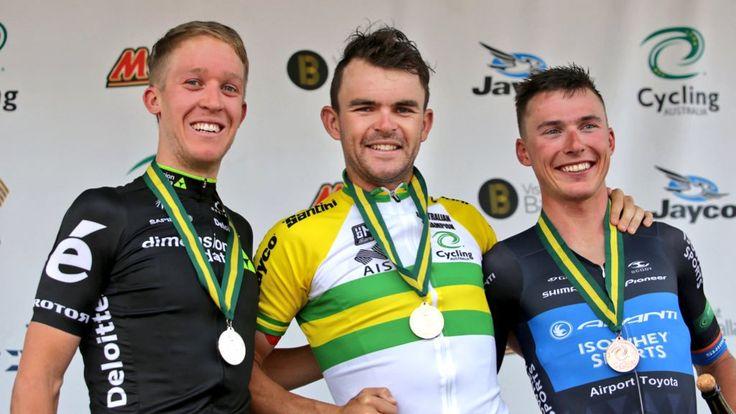 2016 Australian Road Race Championships Winner: Jack Bobridge