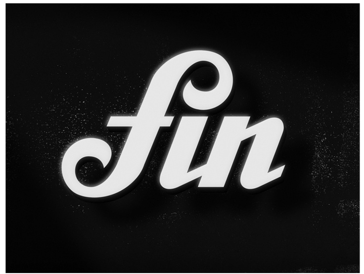 Bigger Than Giants TypographyLatest Post, Film Vintage, Movie Film, Vintage Typography, Graphics Stuff, Types Design, Graphics Design, Fin Movie End, Typography Letters