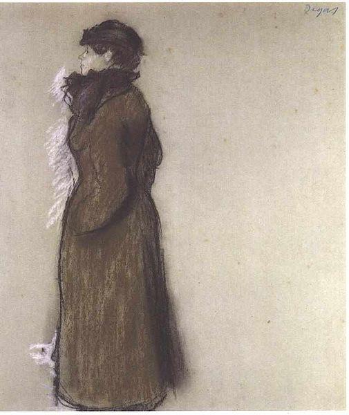 Πορτρέτο της Εllen Andree (1979)