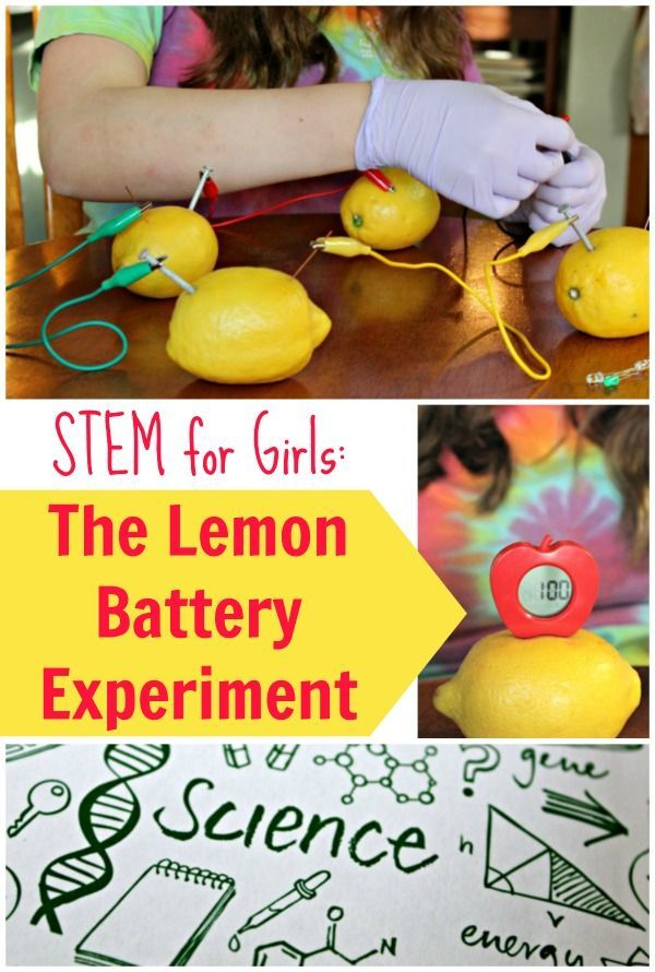 Explore chemistry with this easy science experiment & learn how to get girls more interested in STEM activities!