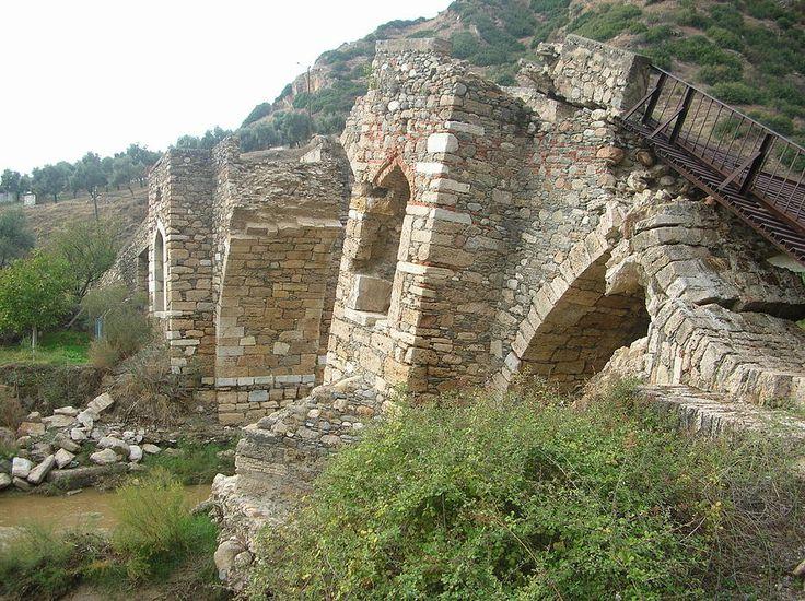 Aydın İncirliova İkizdere Köprüsü Restorasyon Projemiz