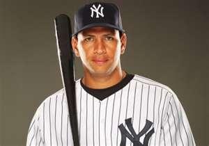 A-Rod - #13 - 3rd Baseman - NY Yankees.