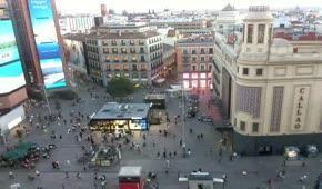 Madrid - Plaza del Callao